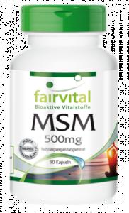 MSM von fairvital