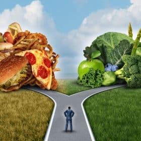wähle die richtige Hashimoto Ernährung